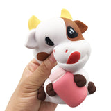 Squishy mucca kawaii - Animali, Kawaii - Squishies Francia