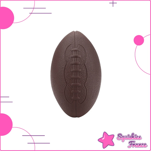 Squishy ballon de rugby - Sport - Squishies France