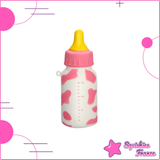 Squishy pink baby bottle - - Squishies France