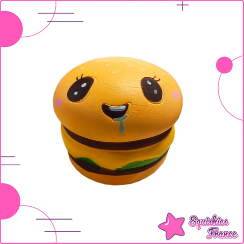 Squishy burger - Nourriture - Squishies France