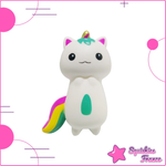 Squishy chat licorne - Animaux, Licorne, Pas cher - Squishies France