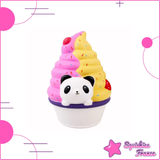 Squishy Panda Cupcake - Animals, Food - Squishies France