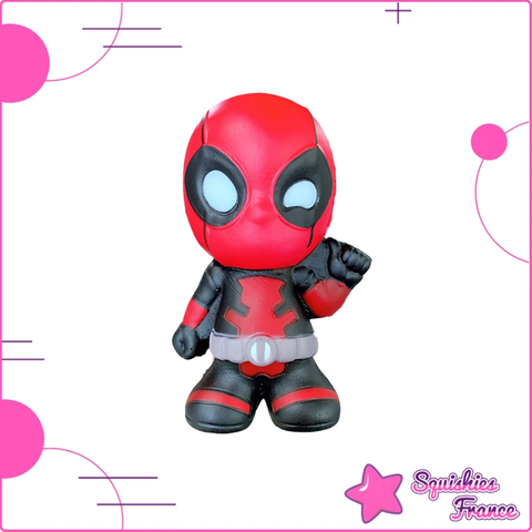 Squishy deadpool -  - Squishies France