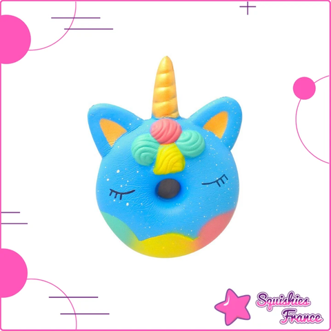 Squishy Donut Licorne Galaxy - Galaxie, Licorne, Nourriture - Squishies France