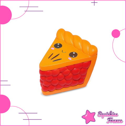 Squishy Tarte Kawaii - Kawaii, Nourriture - Squishies France