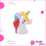 Squishy Unicorn Head - Unicorn, Cheap - Squishies France