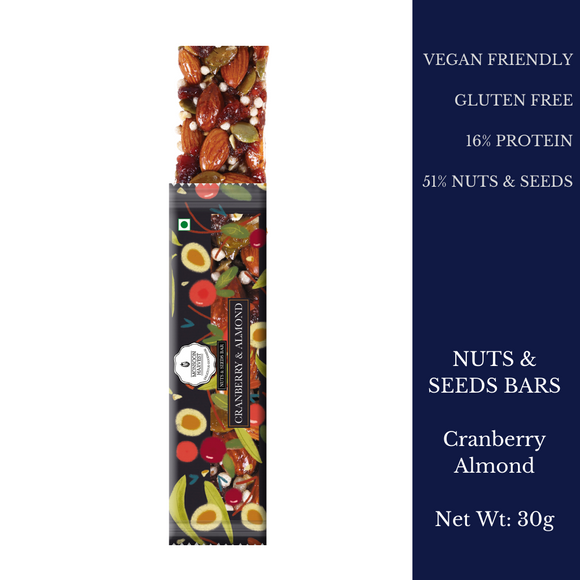 Nuts & Seeds Bars