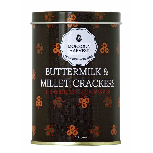 Buttermilk Cracker black pepper 1