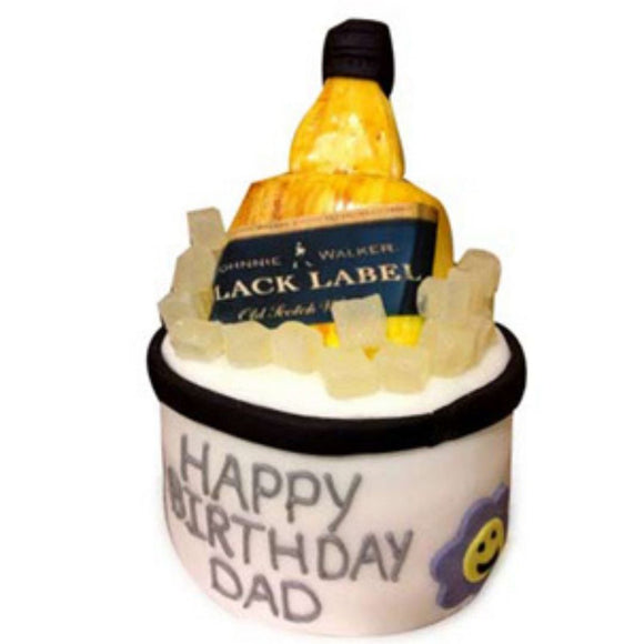 Blacklabel Cake