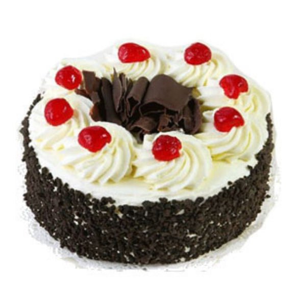 Blackforest Chocoflakes Cake
