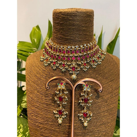 Arushi Necklace Set