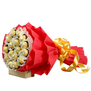 Floralis Chocolate Bunches