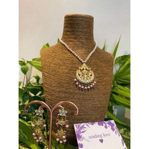 Drishleen Necklace set
