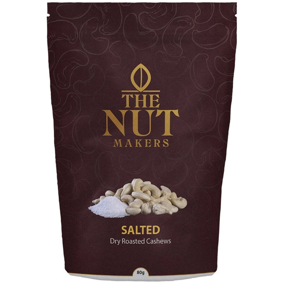 Dry Roasted & Salted Cashew Nuts