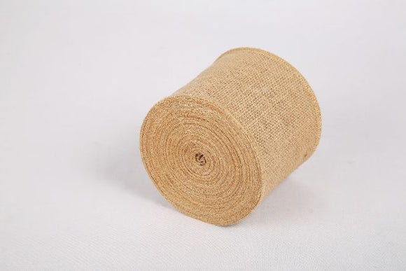 Jute Ribbon 8cms*5mtr (Pack of 1)