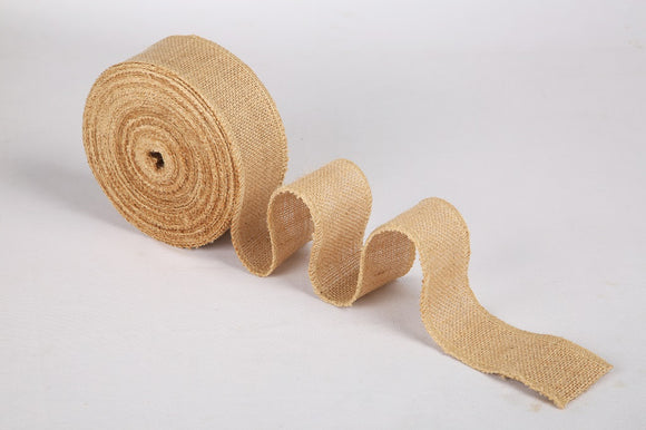 Jute Ribbon 10cms*25mtr (Pack of 1)