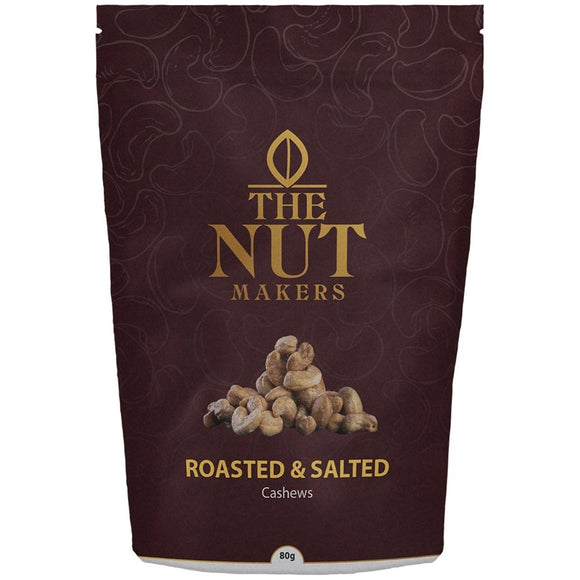 Oil Roasted & Salted Cashew Nuts