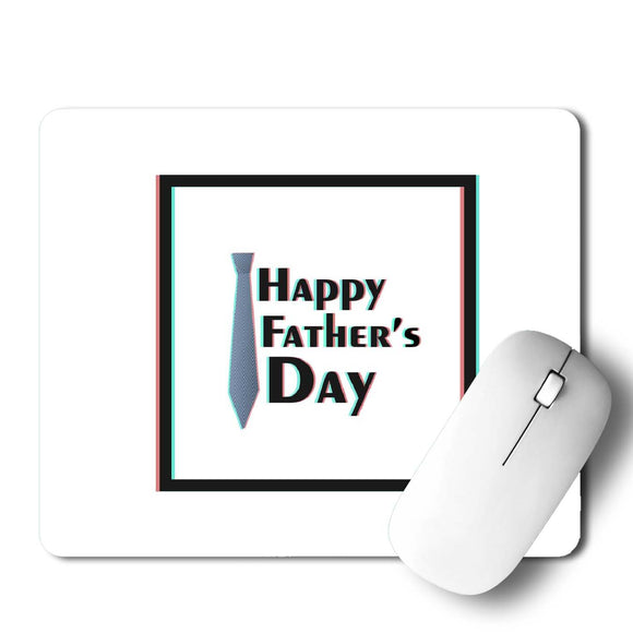 Happy Father's Day Mouse Pad