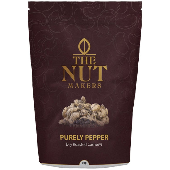 Purely Pepper Cashew Nuts