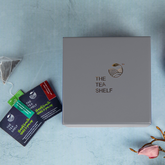 Tea Chest- Pack of 40 Teabags