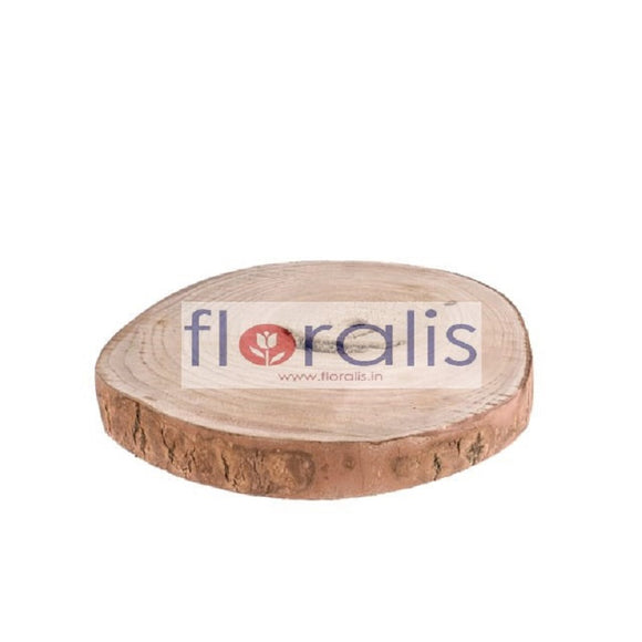 Wooden Slices 22-27cms