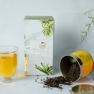 Palm Tea Gift Box