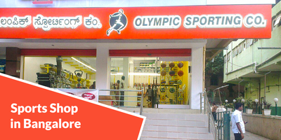 Sports Shop in Bangalore
