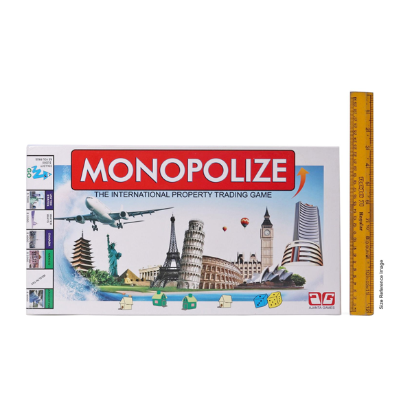 International Monopoly Game