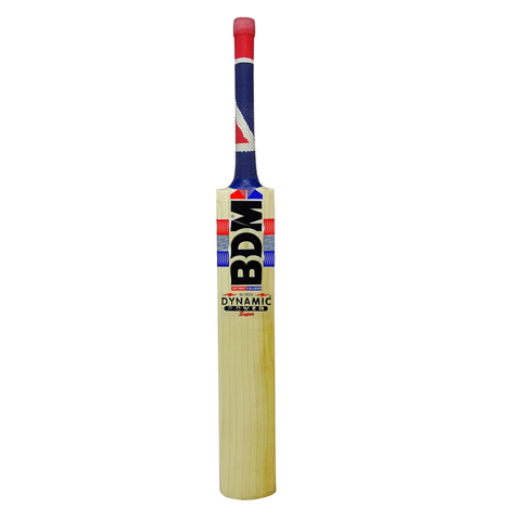BDM Dynamic Power the Game Limited Edition English Willow Cricket Bat