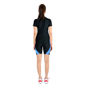 Champ Unisex Multisport Wear - Skating/Cycling/Swimming Suit Black