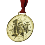 Gold Medal 2.5 Inch - 10 pcs