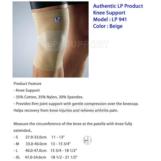 LP 941 Knee Support