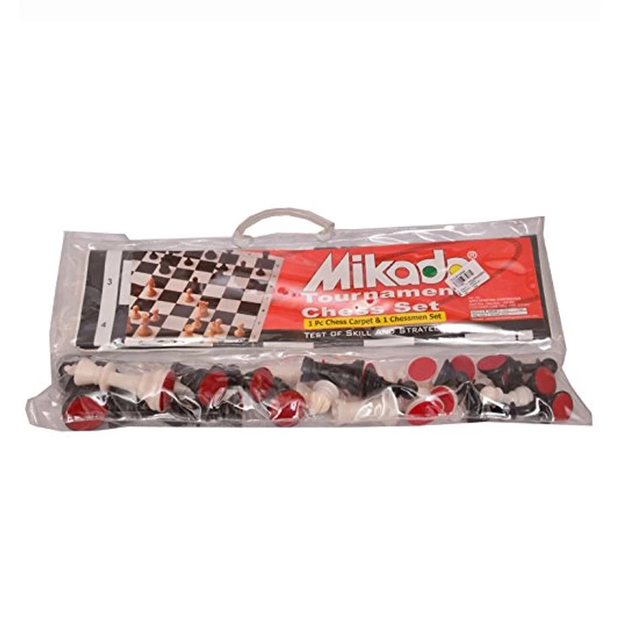 Mikado Practice Chess Set