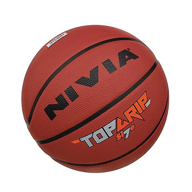 Nivia Top Grip Size 7 Basket Ball