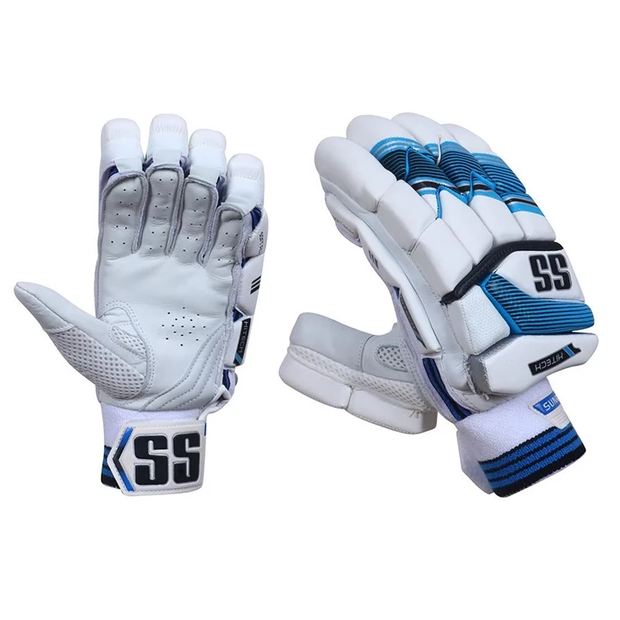 SS Hitech Cricket Batting Gloves