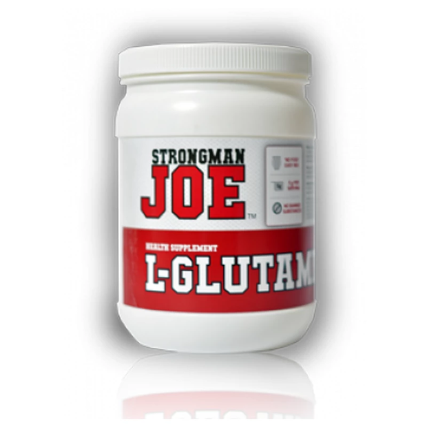 STRONGMAN JOE'S L-Glutamine 500gm