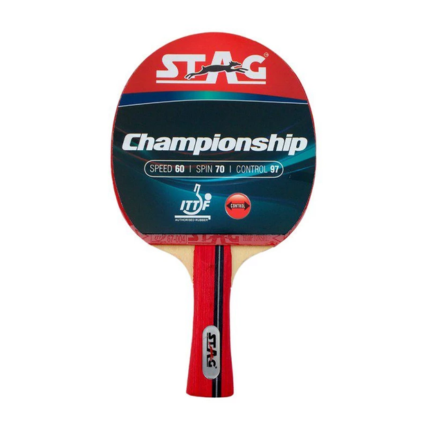 Stag Championship Table Tennis Racket
