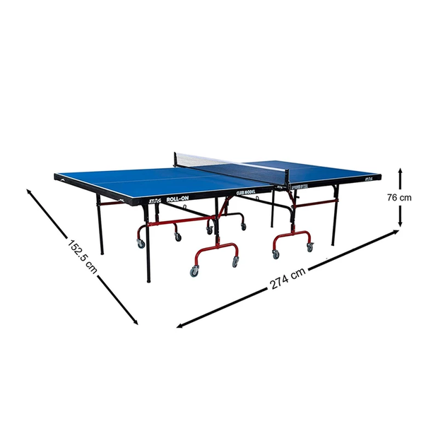 Stag Club Table Tennis Table