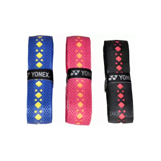 Yonex AeroCush 7405 E2T Badminton Replacement Grip - Pack of 24