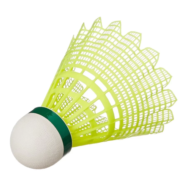 Yonex GR 303 Badminton Racket + Mavis 200i Green Cap Nylon Shuttle (Pack of 6)
