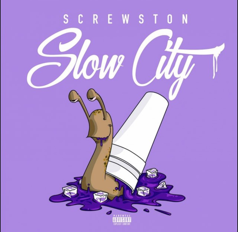Screwston Slow City Album