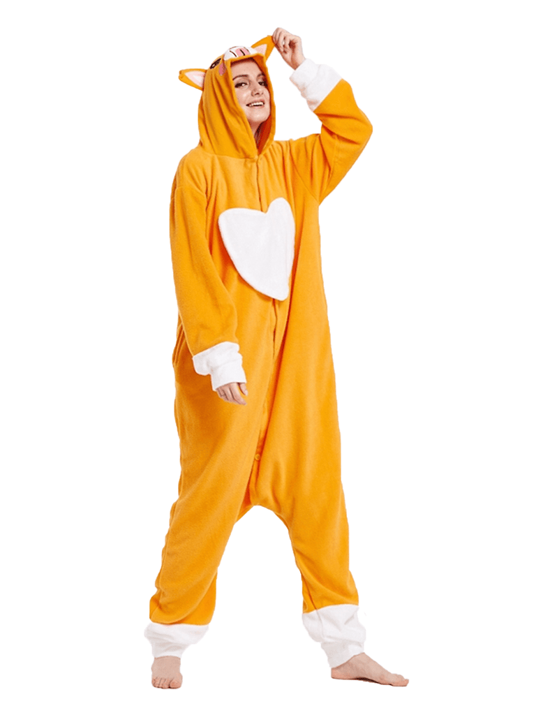 costume chien homme