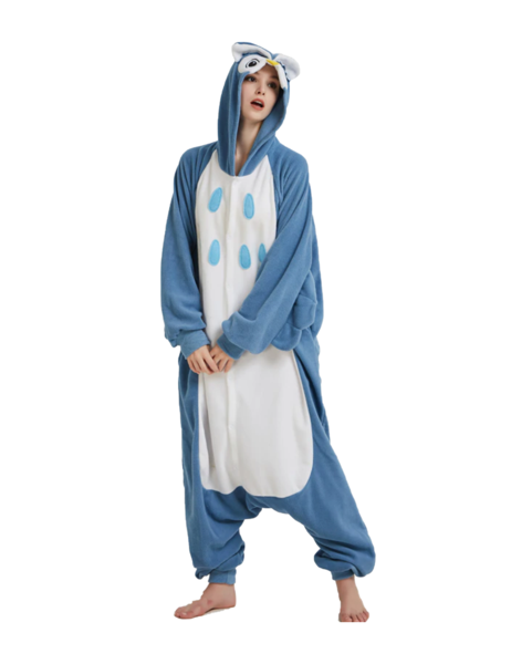 costume hibou homme