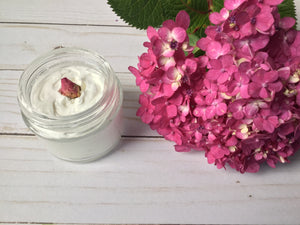 winter rose whipped body butter