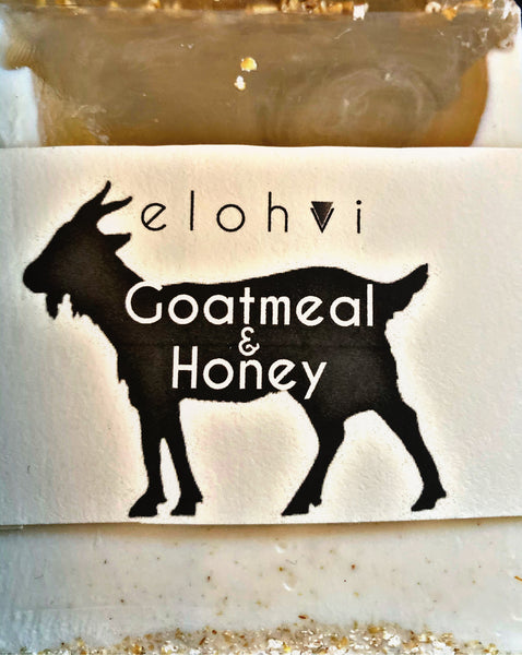 Goatmeal Honey Bar Soap