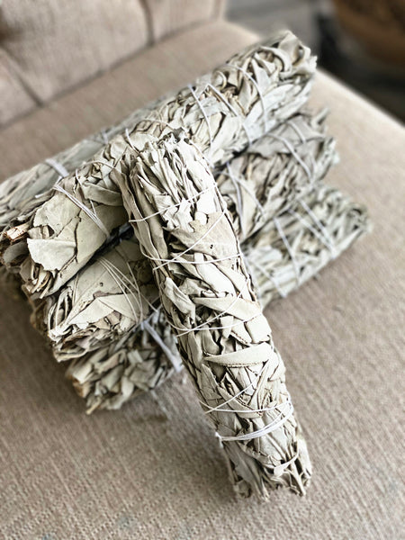Large White Sage (twin pack)