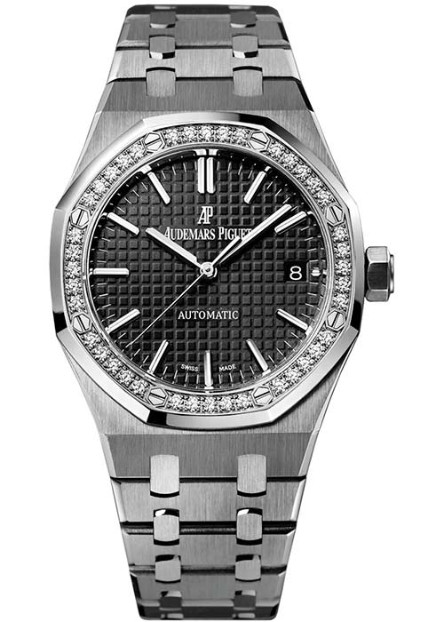 Royal Oak Stainless Steel Ladies Watch