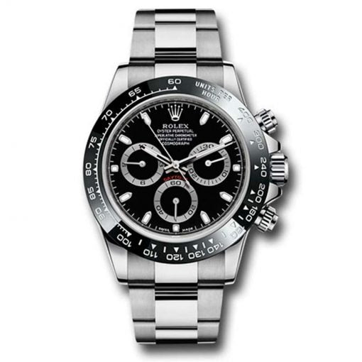 Oyster Perpetual Cosmograph Daytona Stainless Steel & Ceramic Watch