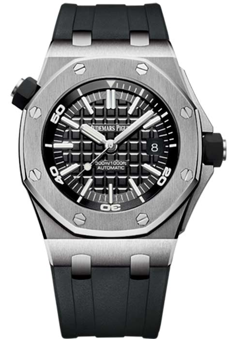 Royal Oak Offshore Diver Stainless Steel Men's Watch