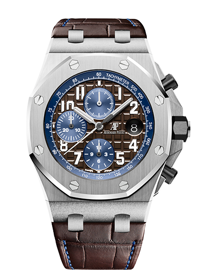 Royal Oak Offshore Chronograph Stainless Steel Men's Watch
